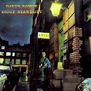 The Rise and Fall of Ziggy Stardust and the Spiders from Mars, Bowie