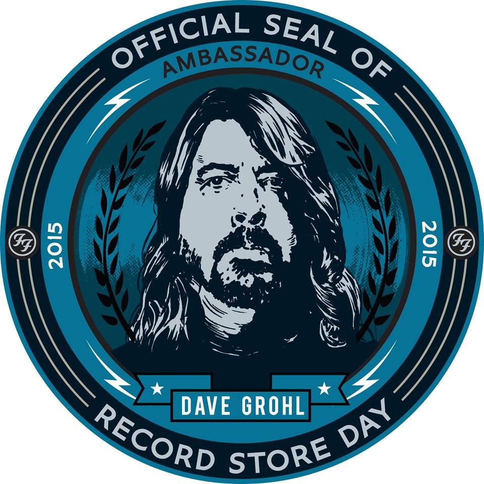 Dave Grohl embajador