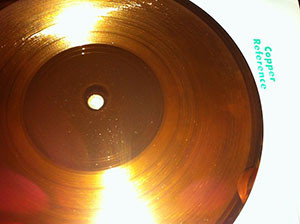 Axis Copper Edition de Jeff Mills