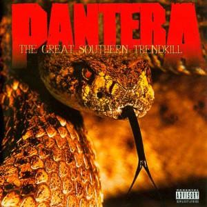 The Great Southern Trendkill, Pantera
