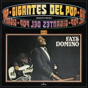 Fats Domino, Gigantes del Pop