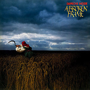 A broken frame, depeche mode