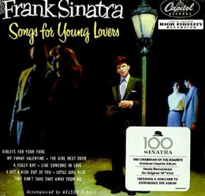 """Songs For Young Lovers, 10"""", Frank Sinatra"""
