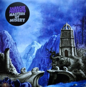 """V/A: """"MASTERS OF MISERY"""" - LP"""