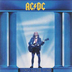 Who made who, AC/DC