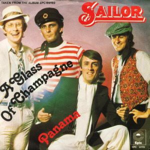 A Glass of Champagne, Sailor