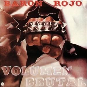 Baron rojo, Volumen Brutal