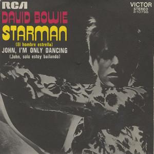 David Bowie, Starman