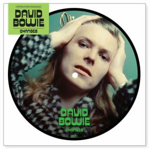 "Changes, 7"", David Bowie"