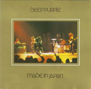 Made in Japan, Deep Purple