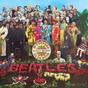 Sargent Pepper Lonely Hearts Club Band, Beatles