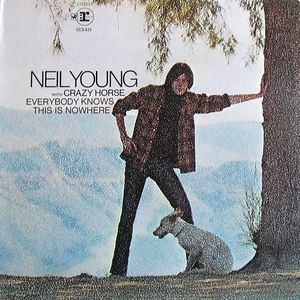 verybody knows this is nowhere, Neil Young