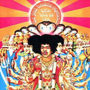 Hendrix, Axis- Bold as Love