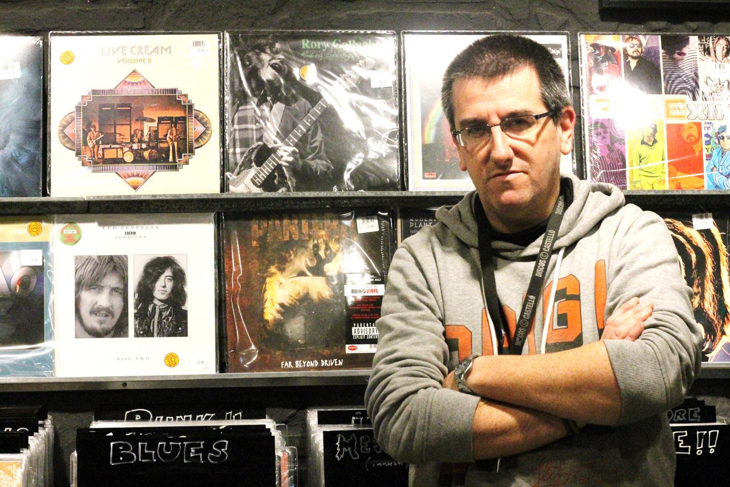 Jordi Gonzalvo, Discos Castelló