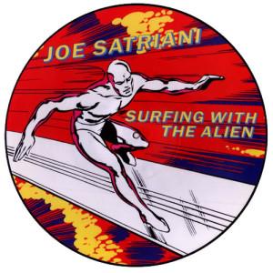 Joe Satriani, Surfing with the alien