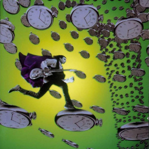 Joe Satriani, Time machine