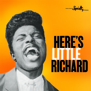 LITTLE RICHARD,Here's Little Richard,LP