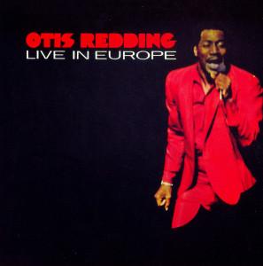 Live in Europe, Otis Redding