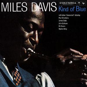 miles davis, kind of blue