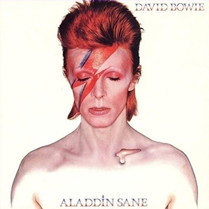 Aladdin Sane, David Bowie
