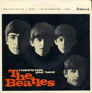 I want to hold your hand,Beatles