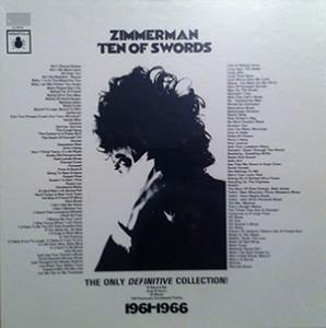Ten of Swords, Bob Dylan