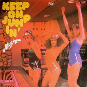 ep On Jumpin' In, Musique