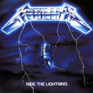 Ride de Lightning,Metallica
