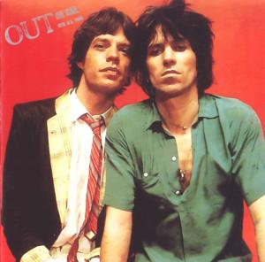 Rolling Stones en el teatro de Passaic, New Jersey