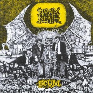 Scum, Napalm Death