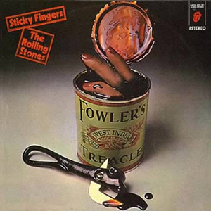 Sticky Fingers, rolling