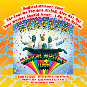The Beatles, Magical Mystery Tour