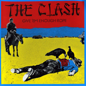 The_Clash-Give_Em_Enough_Rope-Frontal