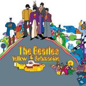 Yellow Submarine, The Beatles