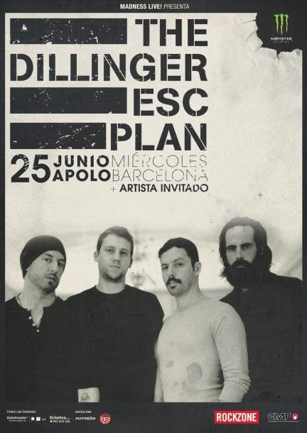 cartel-the-dillinger-escape-plan-barcelona-2014