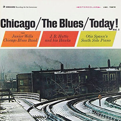 v/a various artists chicago / the blues / today!