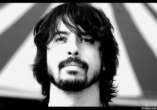 dave grohl - nirvana - foofighters