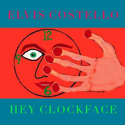 elvis costello hey clockface
