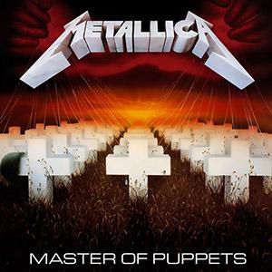 master of puppets, metallica