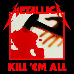 metallica, killemall