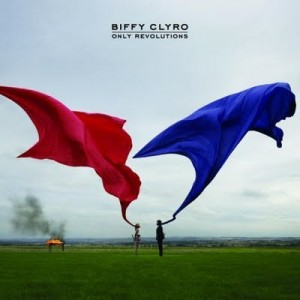 only revolutions, biffy clyro