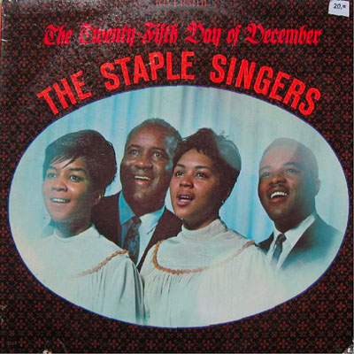 the staple singers the twenty-fifth day of december