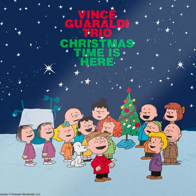 VINCE GUARALDI TRIO Christmas Time Is Here